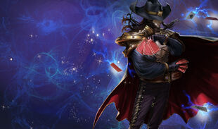 Twisted Fate OriginalSkin Ch