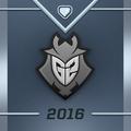 Worlds 2016 G2 Esports (Tier 1) profileicon.png