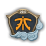 Worlds 2017 Fnatic Emote