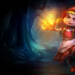 1st Red Riding Annie