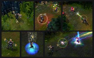 Lux SteelLegion Screenshots