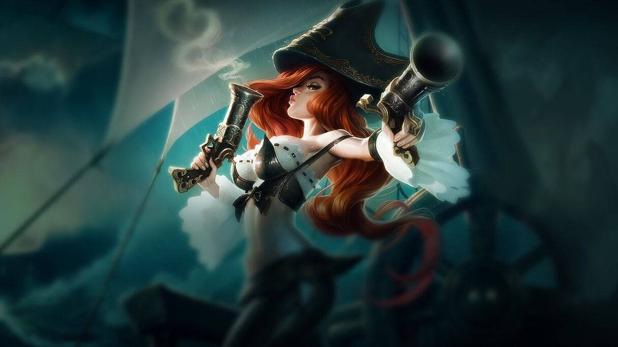 Miss Fortune OriginalCentered