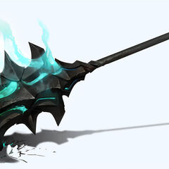 Mordekaiser Update Teaser 2 (by Riot Artists <a href=