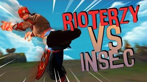 Rioterzy z EU vs