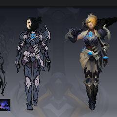 Championship Riven Concept (by Riot Artist <a href=