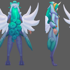 Pajama Guardian Soraka Model