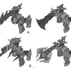Dragonslayer Trundle Concept 3 (by Riot Artist <a rel=