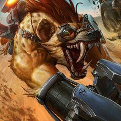 Hyena Warwick Splash Update Concept 6 (by Riot Artist <a rel=