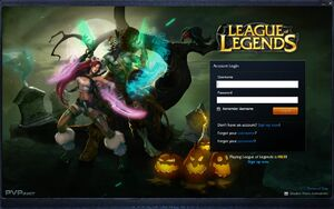 2010 Harrowing Login