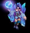 Ahri Seelenblumen-Ahri (Aquamarin) M