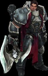 Darius Render