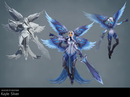 Kayle Update Silberne Model 01
