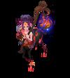 Lillia Seelenblumen-Lillia (Obsidian) M
