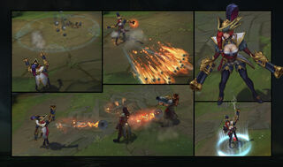 Miss Fortune Captain Screenshots