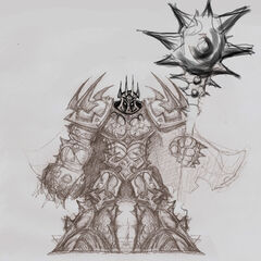 Mordekaiser Concept 2 (by Riot Artist <a href=