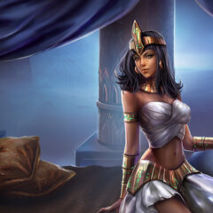 Nidalee Faraon