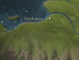 Vaskasia map