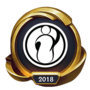 Worlds 2018 Invictus Gaming (Gold) Emote