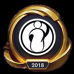 Mistrzostwa 2018 – Złote IG