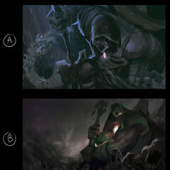 Yorick Update Splash Concept 1 (By Riot Artist <a href=
