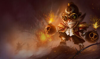 Ziggs Major Ziggs S alt