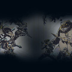 League of Legends 10th Anniversary Mission Background