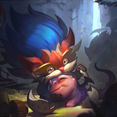 Dragon Trainer Heimerdinger Splash Concept 2 (by Riot Artist <a href=