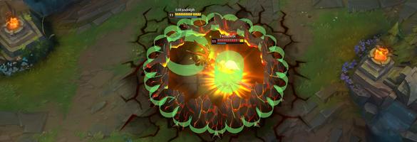 Jarvan's Kataklysmus einzelne Teile