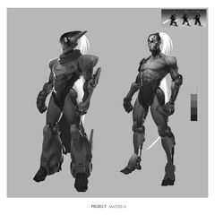 PROJECT: Yi Concept 2 (by Riot Artist <a href=