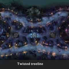 Twisted Treeline Update Concept 1 (by Riot Artist <a href=