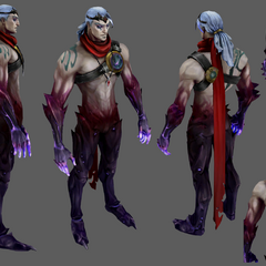 Varus Model 3 (by Riot Artist <a href=