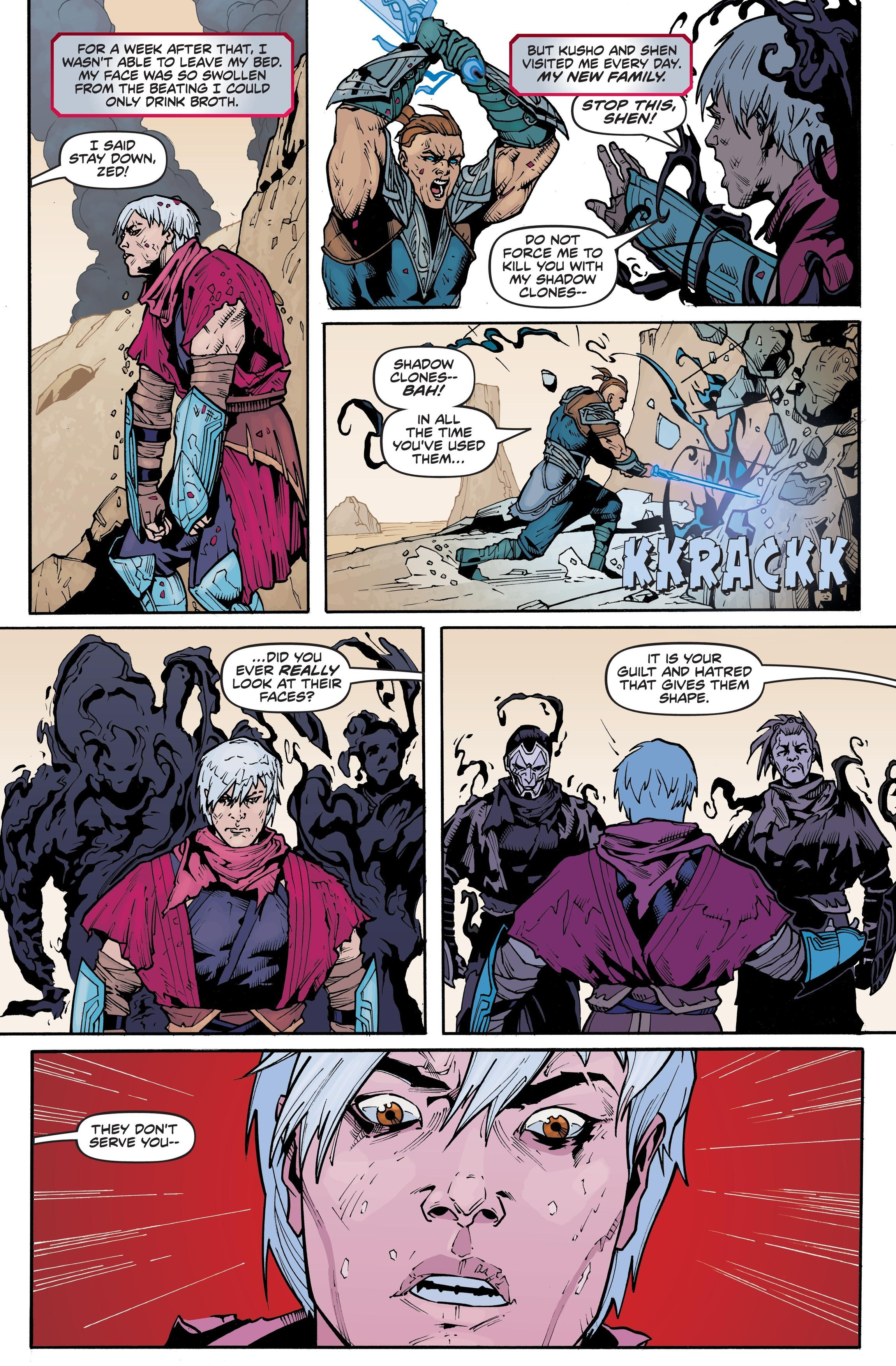 Zed Comic 4 pr20