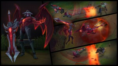Aatrox Update Screenshots