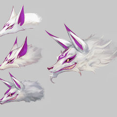 Spirit Blossom Kindred Concept 4 (by Riot Artist <a href=