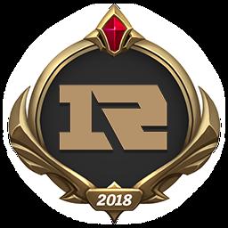 MSI 2018 Royal Never Give Up Emote