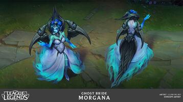 Morgana Update Geisterbraut- Konzept 01