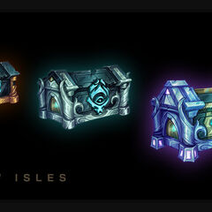 Shadow Isles Chest Concept (by Riot Artist <a href=