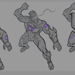 Pulsefire Shen Concept 3 (by Riot Artist <a href=