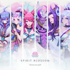 Spirit Blossom 2020 Promo 1 (by Riot Artists <a href=