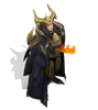 Swain Drachenmeister Swain (Obsidian) M