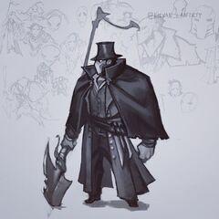 Undertaker Yorick Update Concept 1 (by Riot Artist <a href=