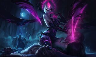 Evelynn OriginalSkin Censored