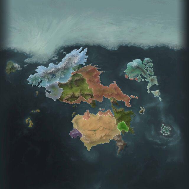 Runeterra Borders map