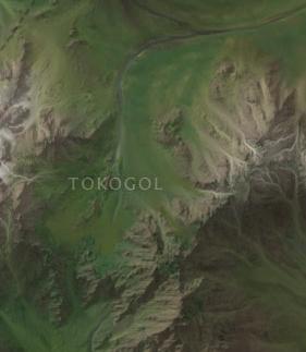 Tokogol map