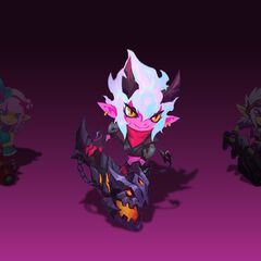 Little Demon Tristana Concept 2