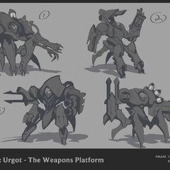 Urgot Update Concept 15 (by Riot Artist <a href=