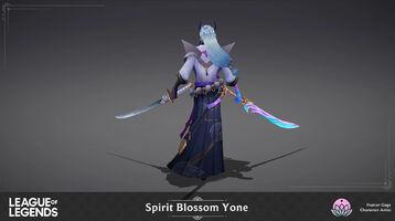 Yone Seelenblumen Model 03