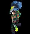 Akali TrueDamage (Emerald)