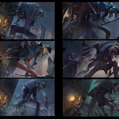 Union Jack Fiddlesticks Splash Update Concept 2 (by Riot Contracted Artist <a rel=