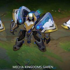 Mecha Kingdoms Garen Concept 1 (by Riot Artist <a rel=